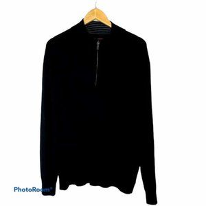 Untuckit Belguardo Merino Wool Pullover Sweater